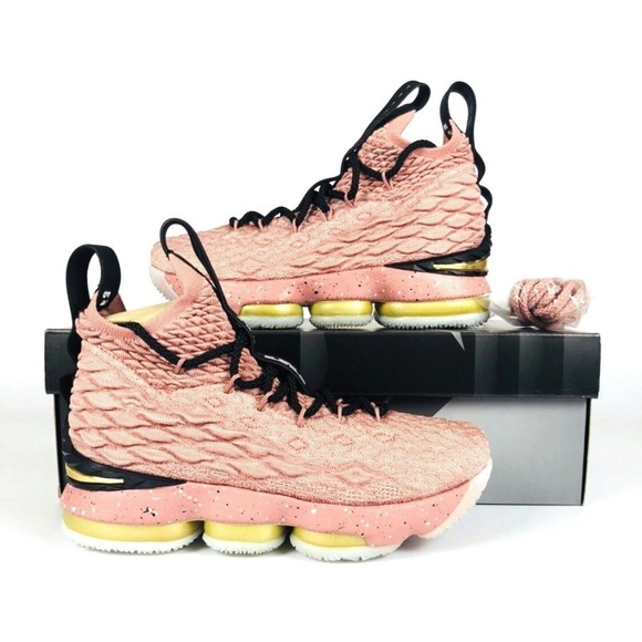 ee39c96b679 Nike Lebron James XV LMTD GS Hollywood Rust